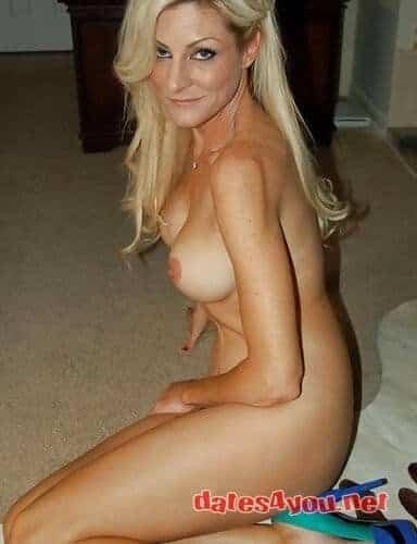 blondine sucht sexkontakte